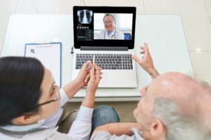 telehealth - telemedicine - online doctor